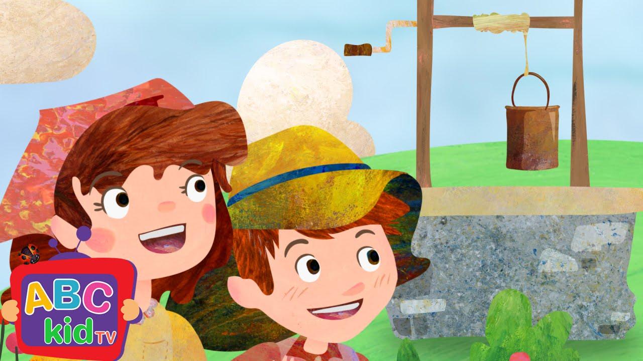Jack and Jill | CoComelon Nursery Rhymes & Kids Songs ...