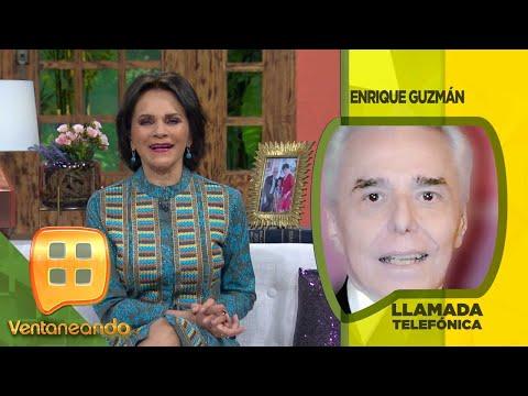Enrique Guzmán se preocupó por Alejandra Guzmán tras el sismo que se sintió en México. | Ventaneando