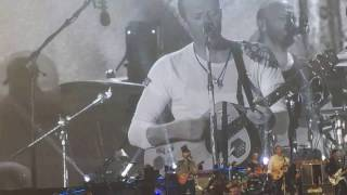 Coldplay - Violet Hill (Live in Taipei@Taiwan 12.4.2017)