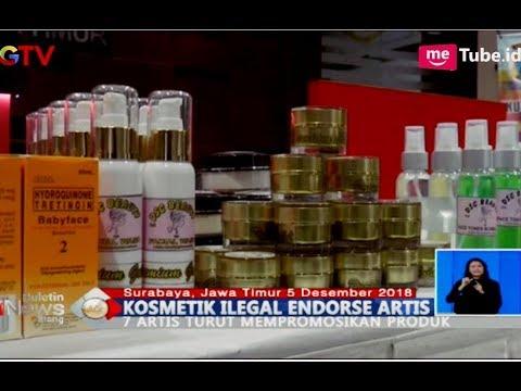 7 Artis yang Endorse Kosmetik Ilegal akan Dipanggil Polisi - BIS 06/12 Mp3