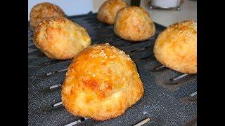 Bánh bao nướng Keto đơn giản dễ làm. Dễ ăn. Phong phú.