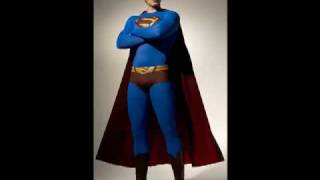 The Planet Krypton... Superman Returns theme