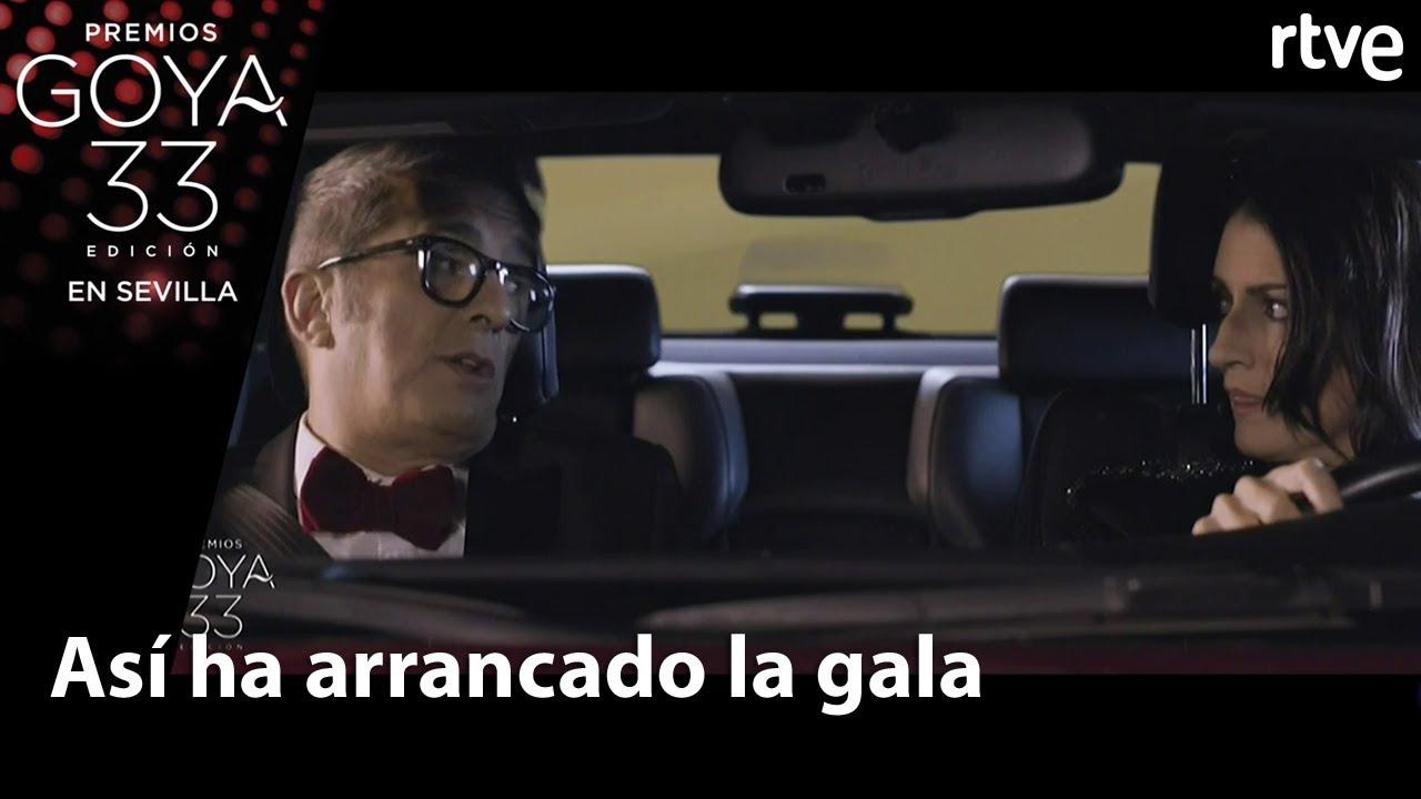 Andreu Buenafuente y Silvia Abril convencen a los
