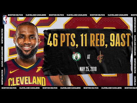 LeBron & Cavs Tie Series With MASSIVE ECF Game 6 Performance | #NBATogetherLive Classic Game