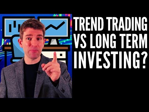 Which Is More Profitable, Trend Trading Or Long Term Investing ☝️