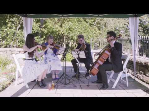 Rylands String Quartet play Time after Time