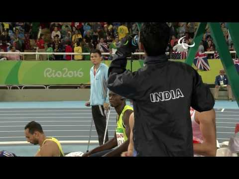 Athletics | Men F42 High Jump live and Women F34 Javelin Highlights | Rio 2016 Paralympic Games