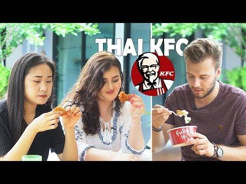 Foreigners try Thai KFC thumbnail