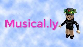 Roblox: Meus Musical.lys ! #16