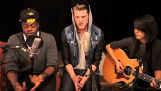"The A Team - Scott Hoying, Kina Grannis, Kevin ""K.O."" Olusola (Ed Sheeran Cover)"