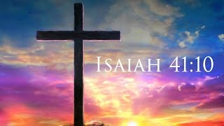 Isaiah 41:10 HD
