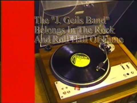 I'm Not Rough : The J Geils Band (1977)