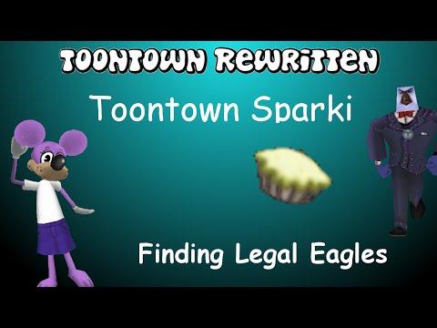 Toontown Rewritten - Finding Legal Eagles!
