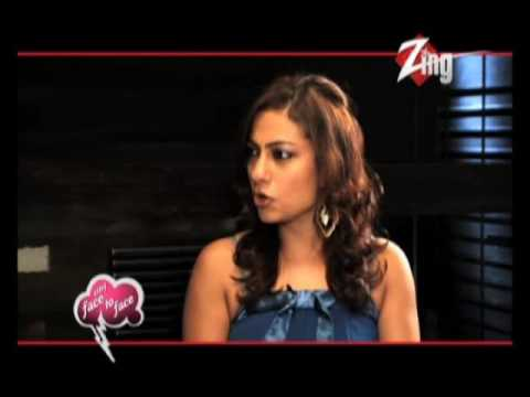 Sameera Reddys details on a matrimonial website! - Zing Face To Face!
