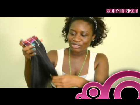 Ebonylinecom Outre Remi Human Hair Duvessa Yaki Weaving Review