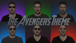 The Avengers Theme - Acapella Cover