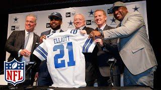 Cowboys Introduce Ezekiel Elliott (RB) | Full Press Conference | 2016 NFL Draft