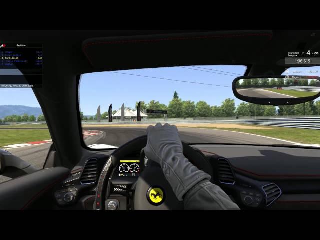 Assetto Corsa Ferrari 458 Italia Stage 3 Gameplay HD 1080p