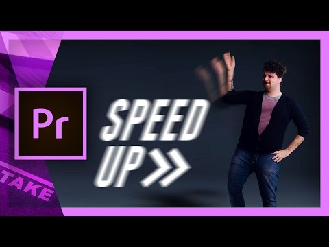 TIME REMAPPING in Premiere Pro (Speed Change...
