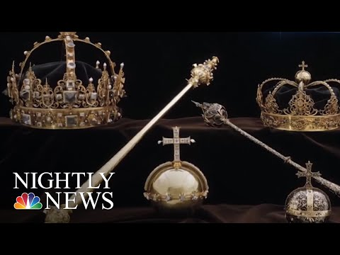 Swedish Crown Jewels Stolen In Broad Daylight Heist | NBC Nightly News