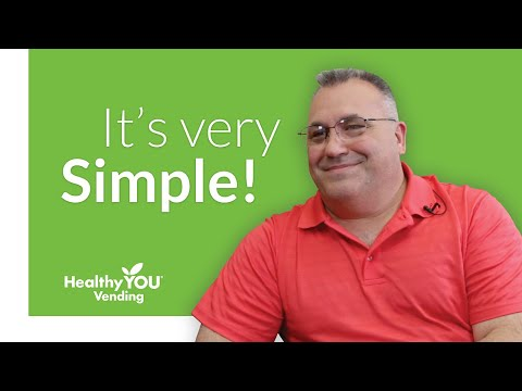 Healthy YOU Vending Review - Not a Franchise, Better than a Franchise