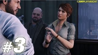 Deadfall Adventures Walkthrough: Part 3 - (Xbox 360 / Playthrough / Gameplay) - GPV247