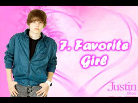 List Of All Songs: Justin Bieber [ABC Order] Part 1