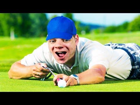 WHICH HOLE IS BEST HOLE | Golf It w/ Shubble & Sigils #2
