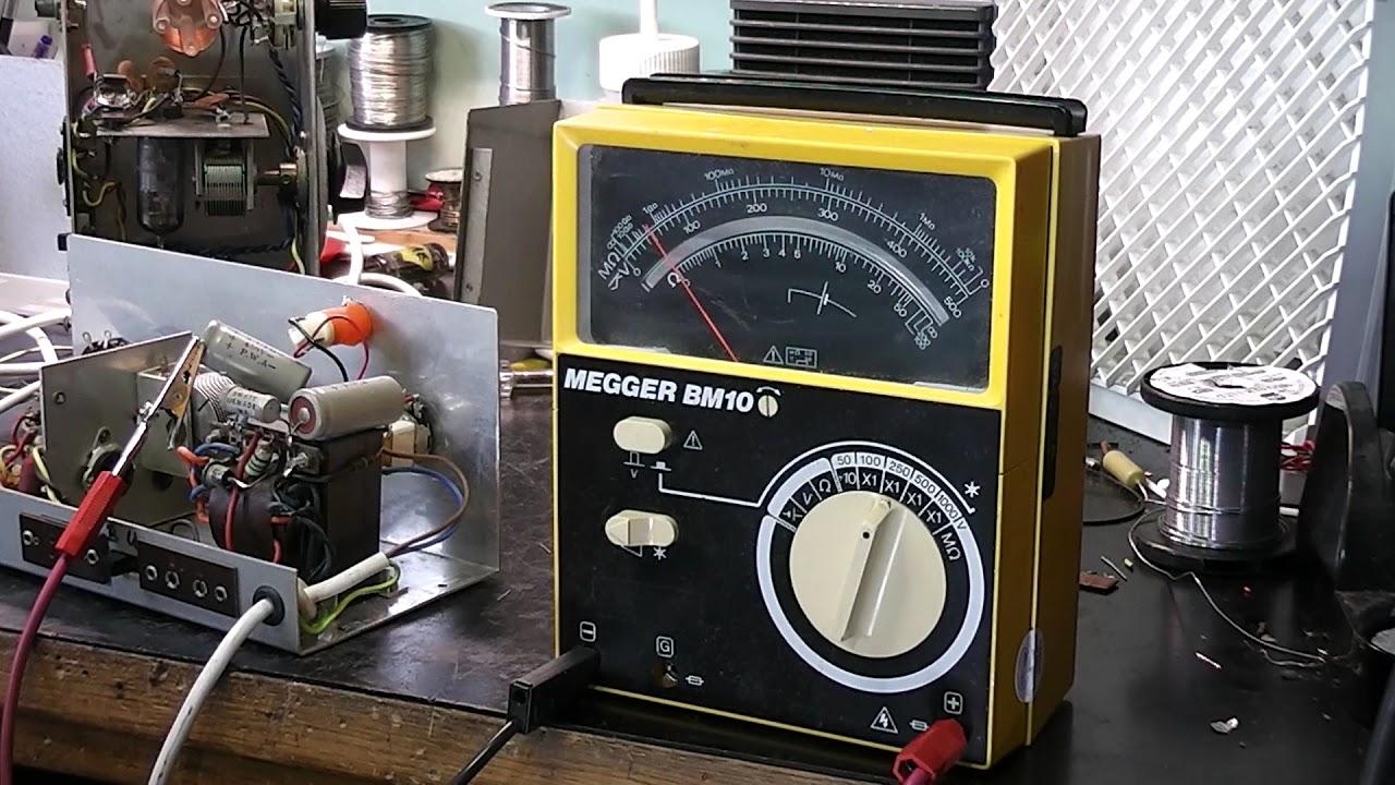 Codar Pr30 Valve Tube Preselector Preamp For Short Wave Warning 4 Band Double Tuned Loud Tones