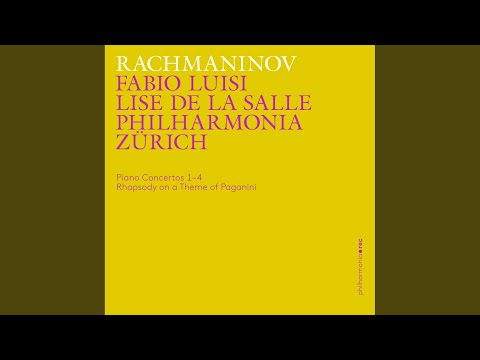 Rhapsody on a Theme of Paganini, Op. 43: Variation 18. Andante cantabile (Live) mp3