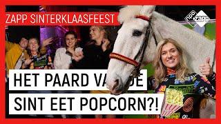 BACKSTAGE MET BRITT 🐴🎉 | Zapp Sinterklaasfeest | NPO Zapp