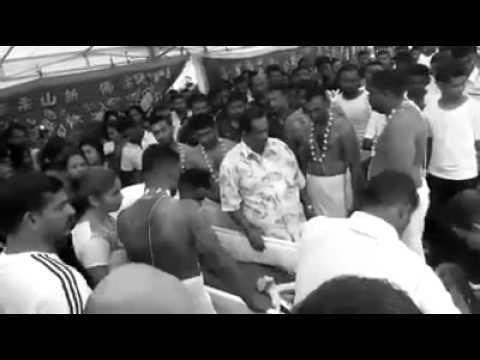 A Tribute To The King Of 04...Tiram Sasi Anna...