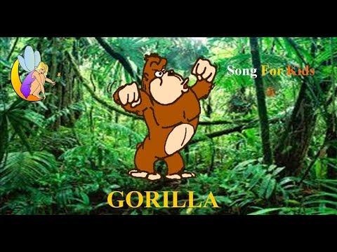 Karaoke. Canzoni per bambini, Canta con il gorilla.