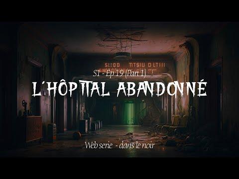 ๏ Ep #19 Nuit #1, La maison du Repos - Projet Activity - Expérience paranormale