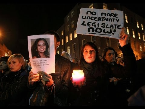 Ireland's abortion standoff