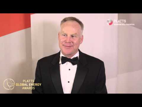 Industry Leader in Midstream @ Platts Global Energy Awards