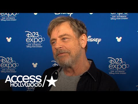 Mark Hamill On 'Star Wars: The Last Jedi': 'It's Very Different' Than 'Force Awakens'