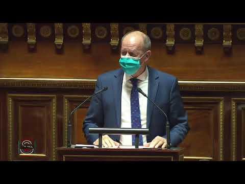Dany WATTEBLED : Projet de loi sur la prorogation d'articles du Code de la sécurité intérieure