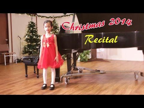 Christmas Music Recital 2014