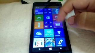 Microsoft Lumia 535 Accesorios y Funciones Basicas