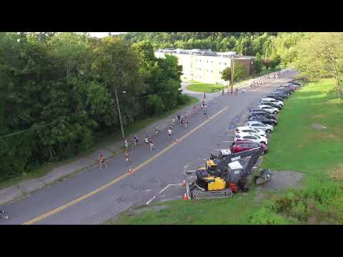 Moore Center Wine Run 4 Miler And 1.25 Mile 2019 Drone