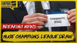 Huge Champions League Draw | Welbeck Dive Penalty | World Cup Chaos