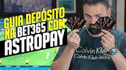 Fazer Depósito na Bet 365 com AstroPay