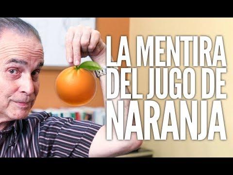 Episodio #1297 La mentira del jugo de naranja
