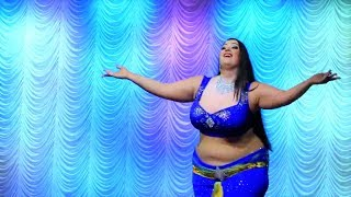 Beauty Arab BBW New Hot Belly Dance Performance