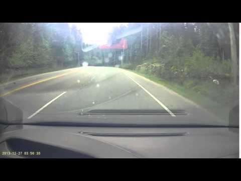 Nearly Died: Sechelt BC Drivers