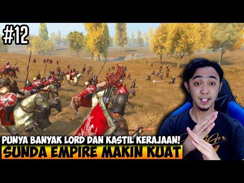 MEMPERKUAT PASUKAN SUNDA KITA SEKARANG PUNYA BANYAK LORD - MOUNT AND BLADE INDONESIA - PART 12 - 동영상
