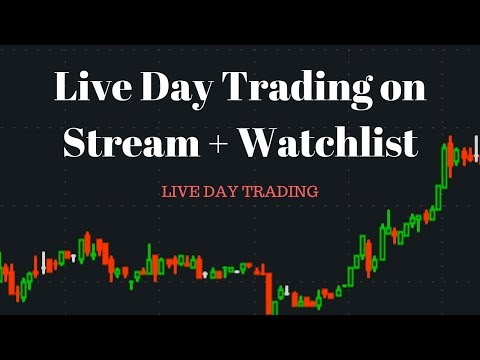 Live Small Account Day Trading on Stream! - Penny Stock Watchlist - Beginner Trading