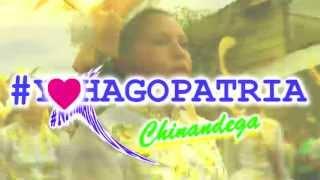 #YOHAGOPATRIA CMO MERCANTIL DE OCCIDENTE DESFILES 14 DE SEPTIEMBRE 2013  NICARAGUA CHINANDEGA