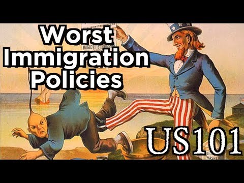 When America Banned Immigrants - US 101